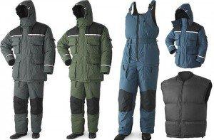 Как правильно одеться на зимнюю рыбалку