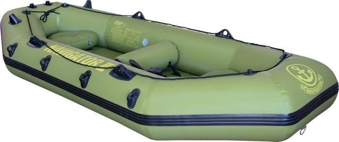 Надувные лодки для рыбалки и охоты