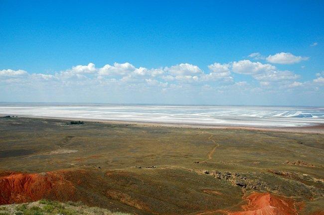 Полупустыни или вся правда о некогда неизведанных территориях