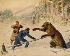 Опытный охотник