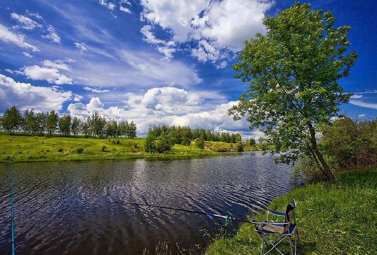 Где рыбалка бывает лучше чем отдых?