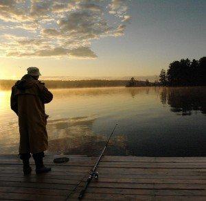 Рыбалка на карася весной