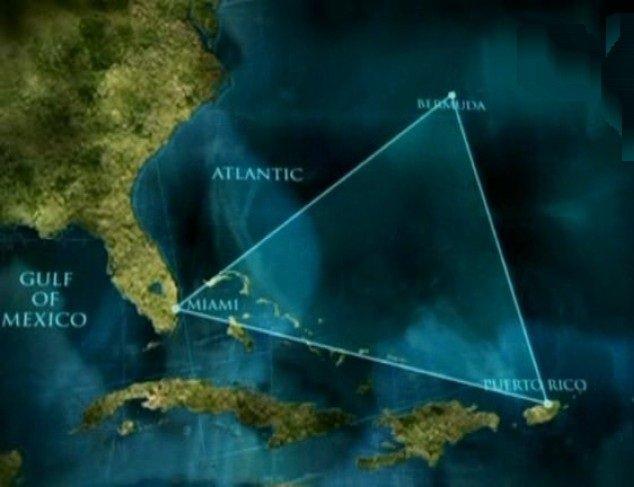 Бермудский треугольник последние новости
