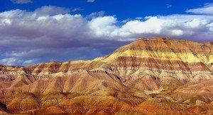 Пустыни нашей планеты