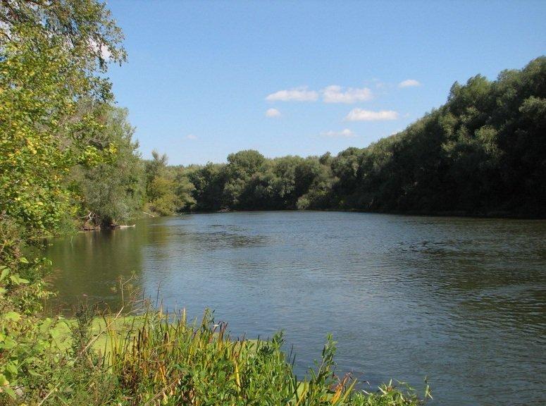 Река Северский Донец – описание, фото и видео