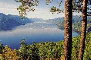 Влияние потепления климата на озера России