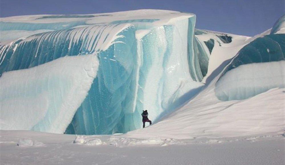 Снега и льды Земли подробная информация
