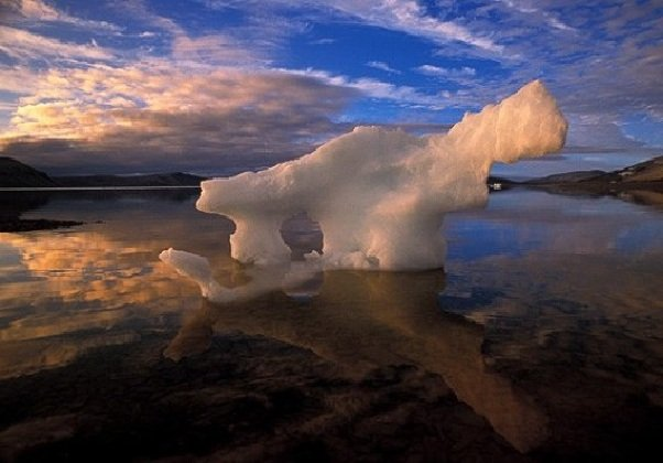 Особенности климата Арктики