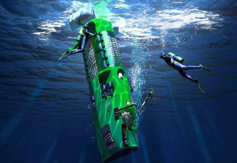 Какой океан самый глубокий и почему в нем вода соленая