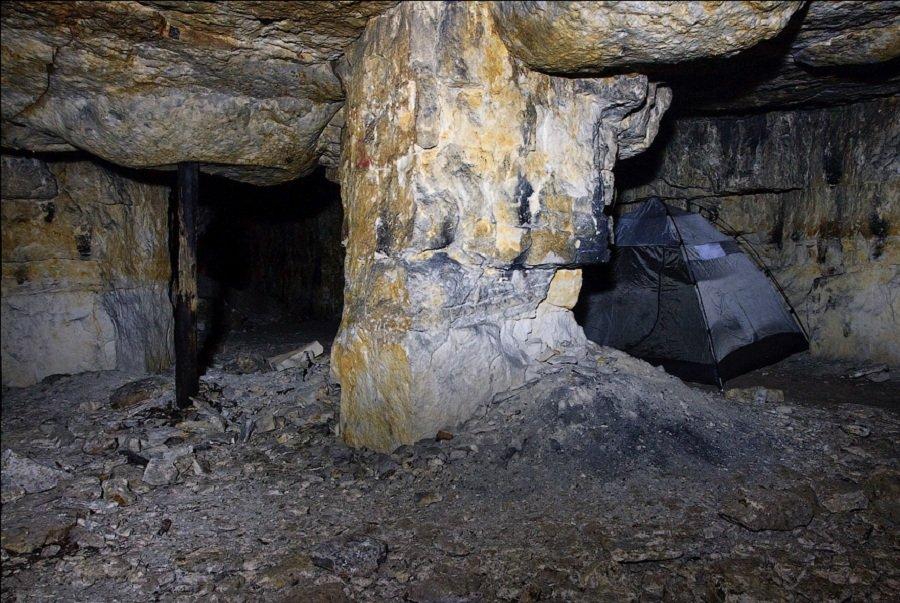 Пещеры Подмосковья подземные лабиринты