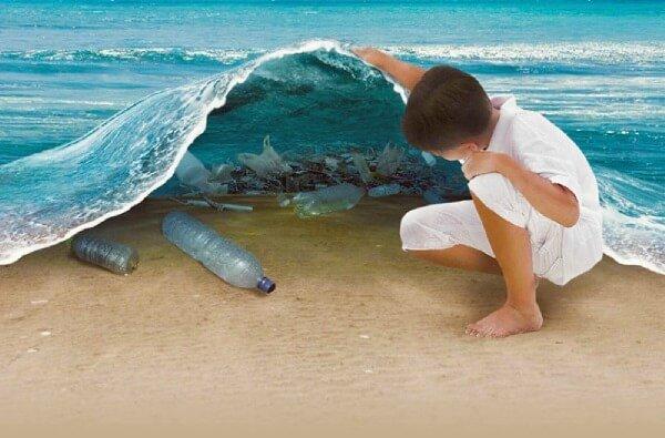 Влияние пластика на окружающую среду