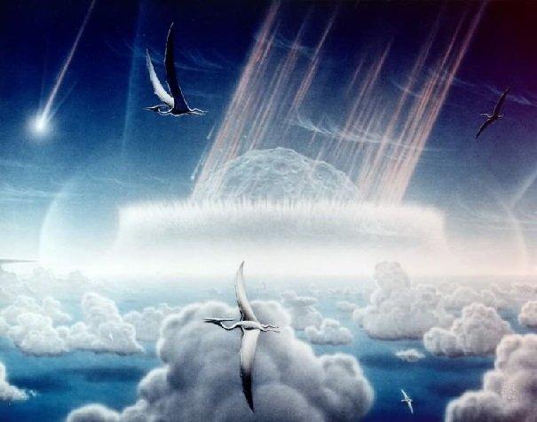 Глобальное вымирание биологических видов на Земле