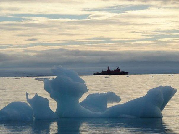 Климат островов Арктического бассейна России