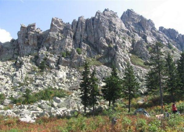Горы Южного Урала для туристов