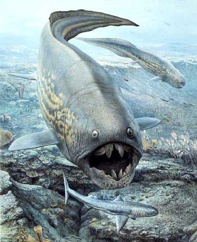 Доисторические животные фото самых странных