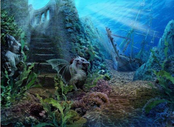 Загадки истории и тайны человечества - Атлантида