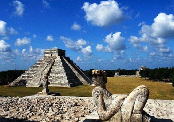 Великие империи человечества - Империя Майя