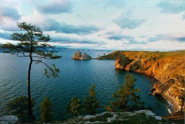 Самые красивые изера мира фото Озеро Байкал, Россия