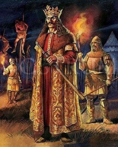 Загадки истории и тайны человечества - Гробница графа Дракулы