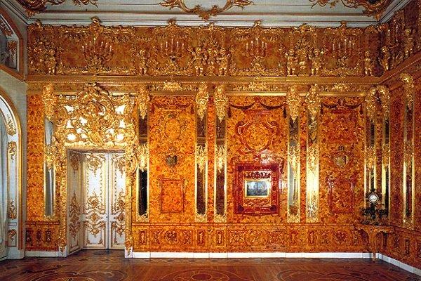Загадки истории и тайны человечества - Янтарная комната