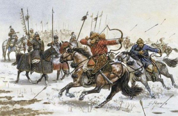 Великие империи человечества - Монгольская Империя