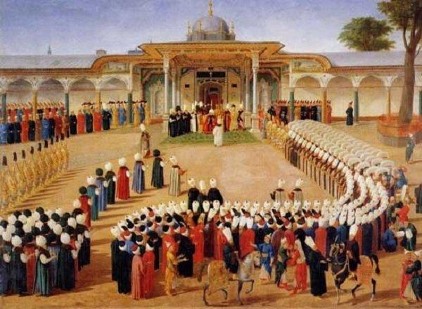 Великие империи человечества - Османская Империя