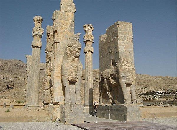 Великие империи человечества - Империя Ахеменидов