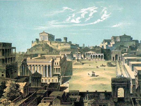 Великие империи человечества - Римская Империя