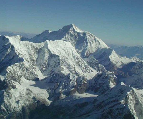 Самые высокие горные вершины