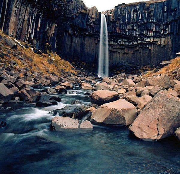 Самые необычные горы планеты - Свартифосс