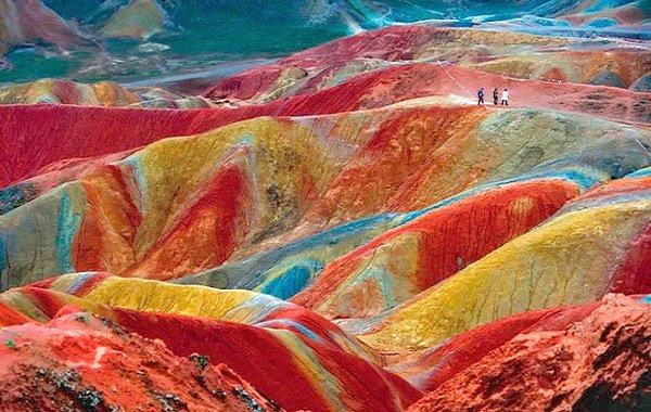 Самые необычные горы планеты