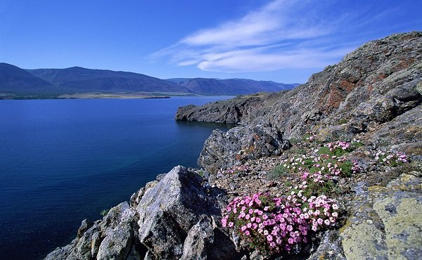 Озеро Байкал — интересные факты
