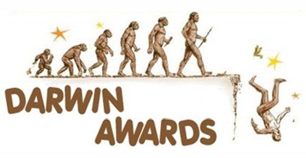 Премия Дарвина — забавные случаи