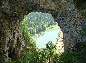 Золотые ворота Свердловской области