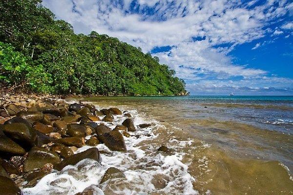 Остров Кокос — необитаемое чудо природы