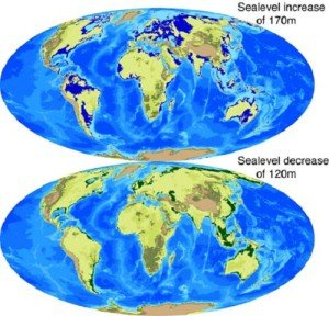 Уровень мирового океана и глобальный климат
