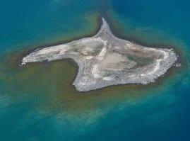Остров Барсакельмес — гиблое место