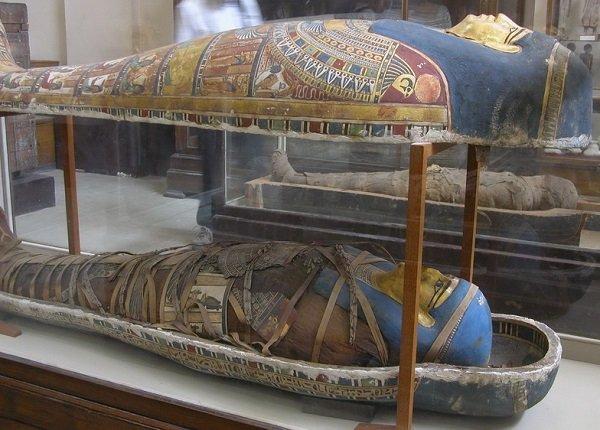 Бальзамирование и мумификация