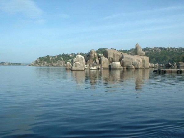 Крупнейшие реки и озера Африки