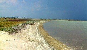 Сиваш в Крыму – Гнилое море