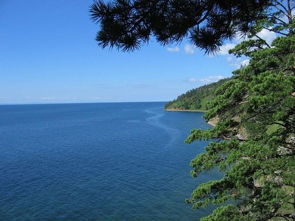 Озеро Байкал - жемчужина планеты