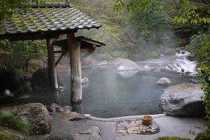 Горячие источники Японии — онсэны