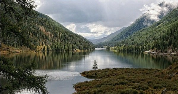 Аномальные зоны Земли - мгла Плещеева озера