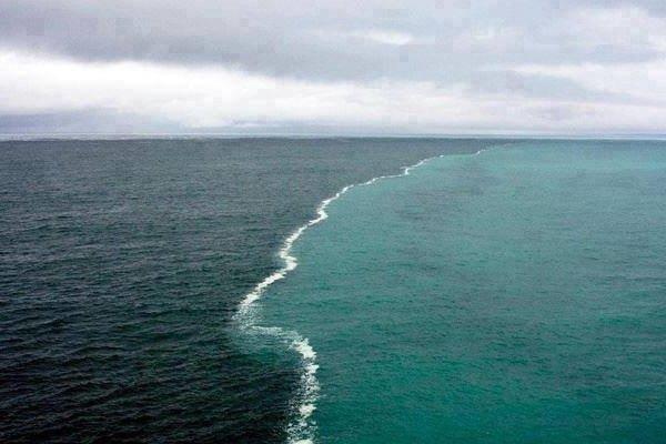 Морские течения – феноменальные явления
