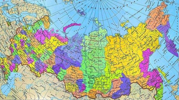 Россия – великая и крупнейшая в мире страна