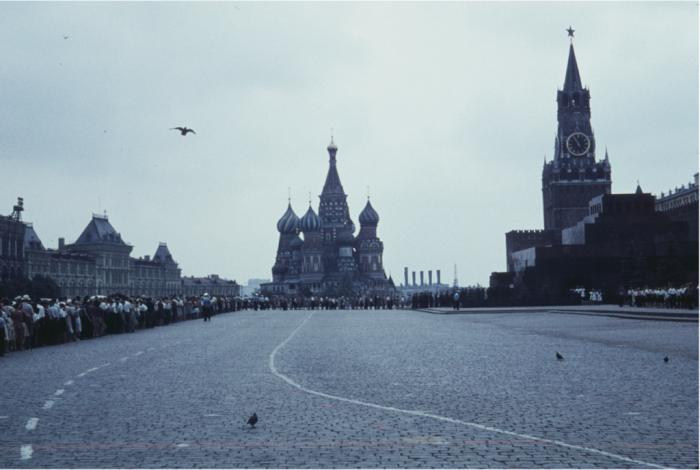 Как это было: Москва и москвичи в 1961 году