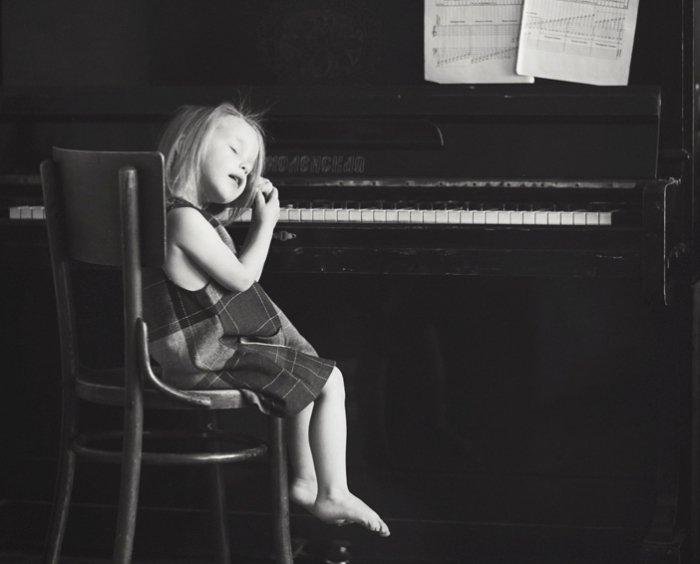 Искренние и настоящие: потрясающие портреты от литовского фотографа Лены Кап