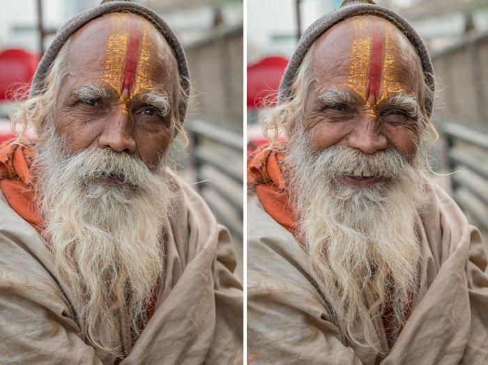 От улыбки станет всем светлей: колоритные персонажи Индии