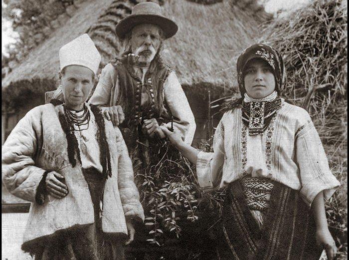 14 редких снимков сельской местности Западной Украины в составе Польши