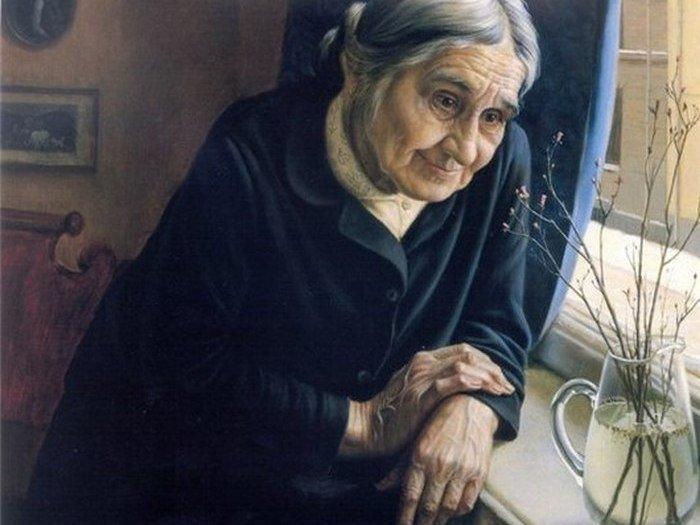 Щемящее стихотворение Евгения Долматовского о взрослых детях, у которых уже нет мам
